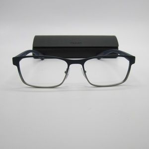 6c2d088d29 ... australia prada accessories prada vps 50g u6t 101 eyeglasses italy  ell437 1bdbb 1d36e
